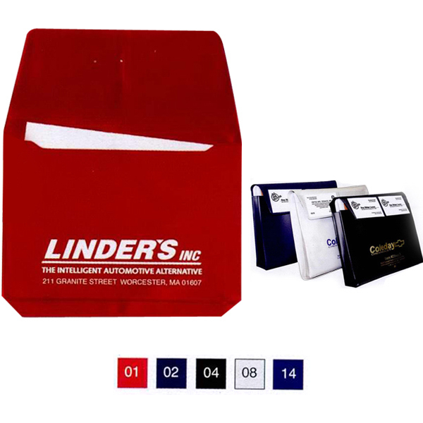 Promotional Document Case with 2 pockets