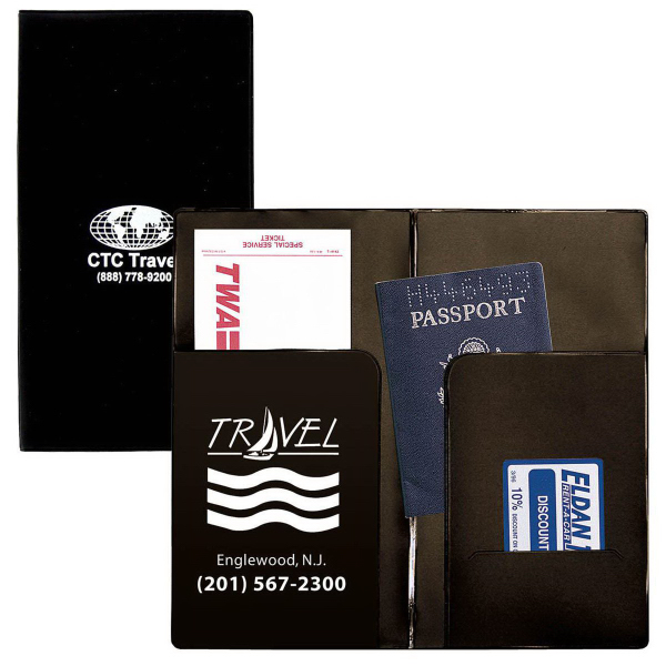 Promotional Passport Case