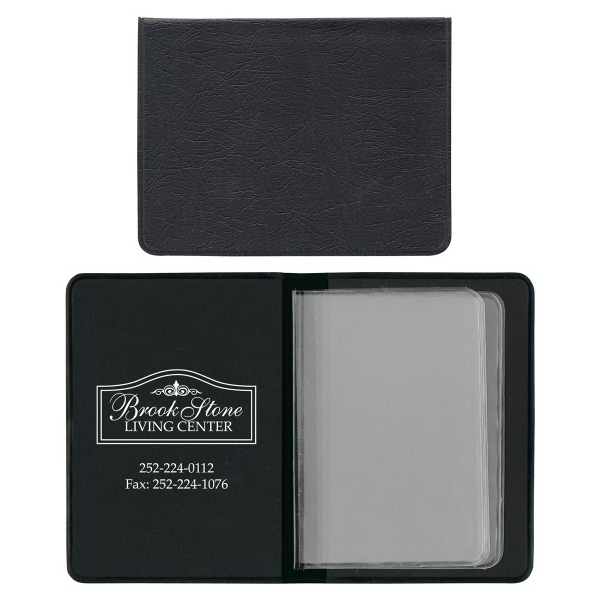 Promotional Foldover Multi-Sleeve Wallet