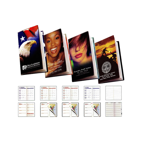 Promotional Academic Pocket Planner