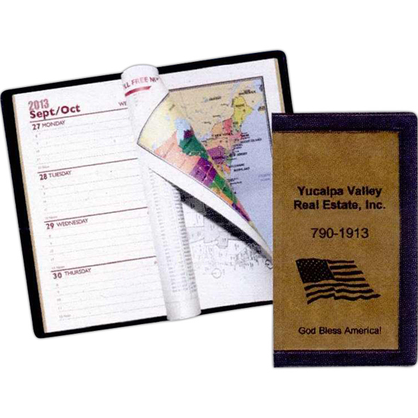 Personalized Weekly Planner with Map