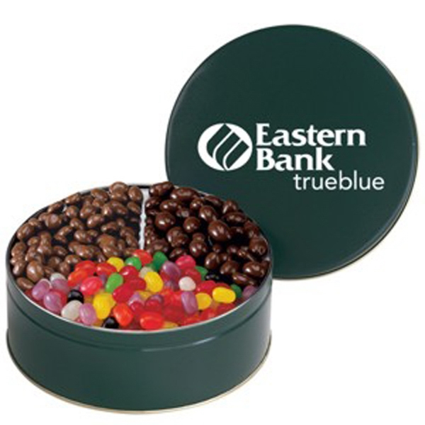 Personalized 3 Way Treat Tin / Large