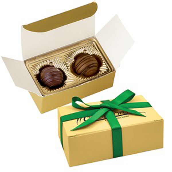 Custom Truffle Gift Box / 2 Piece