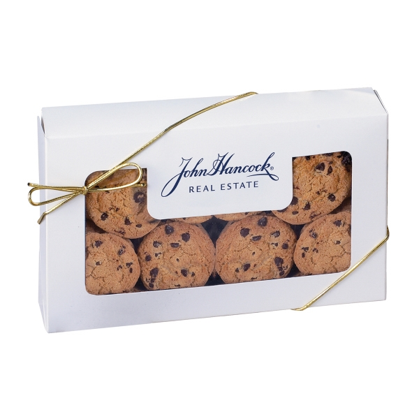 Printed Cookie Box / Large Chocolate Chip Cookies