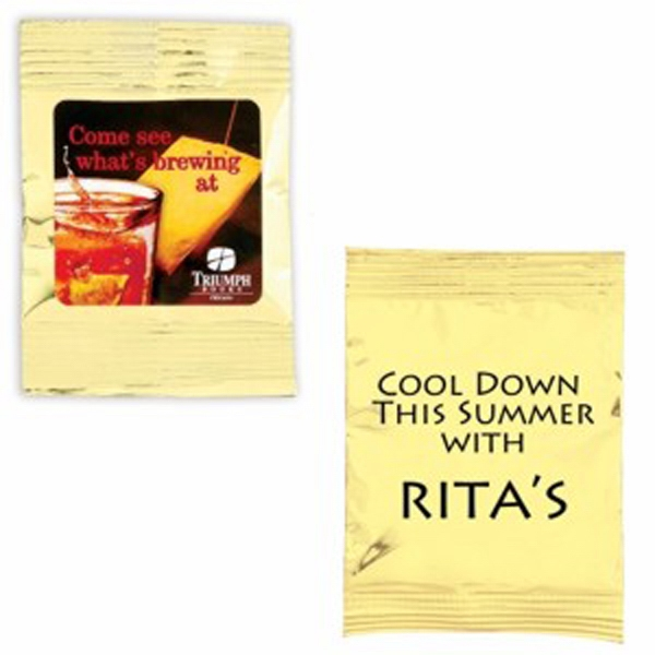 Promotional Drink Mix Packet