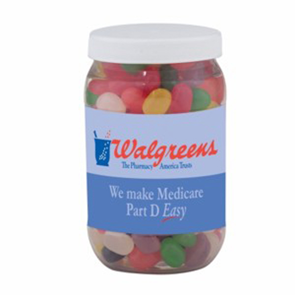 Customized Vitamin Container / Jelly Beans