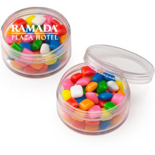 Promotional Round Container / Mini Gum