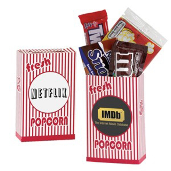 Custom Movie Snack Box