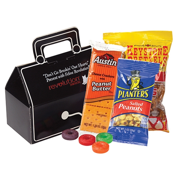 Personalized Doctors Bag / Assorted Snacks