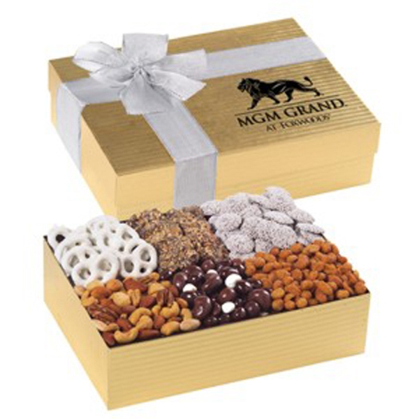 Custom 6 Way Gift Box / Luxury Sweet Sampler