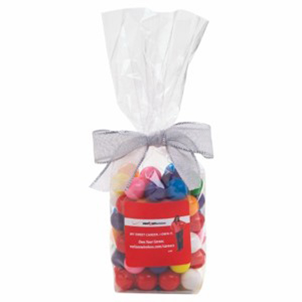 Promotional Elegant Mug Stuffer Bag / Gumballs 9.5 oz