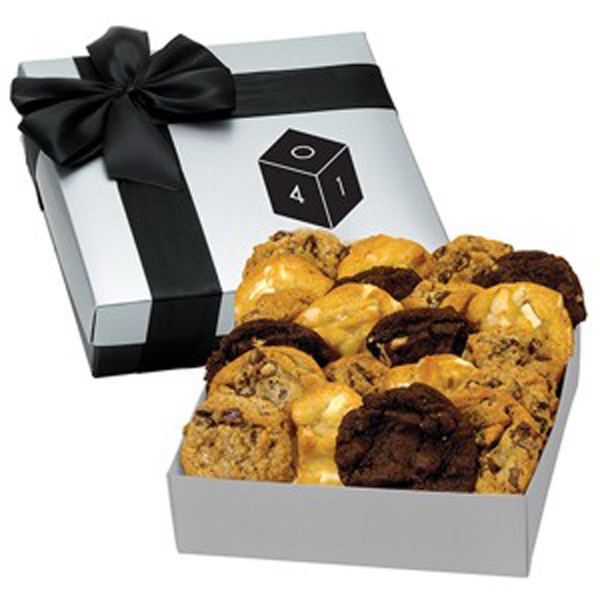 Printed Elegant Box / Gourmet Cookie Temptation