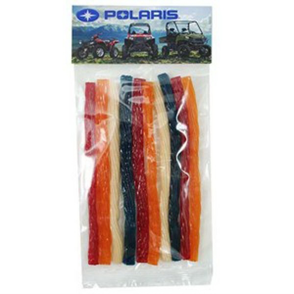 Promotional 10 Pieces of Licorice / Header Bag