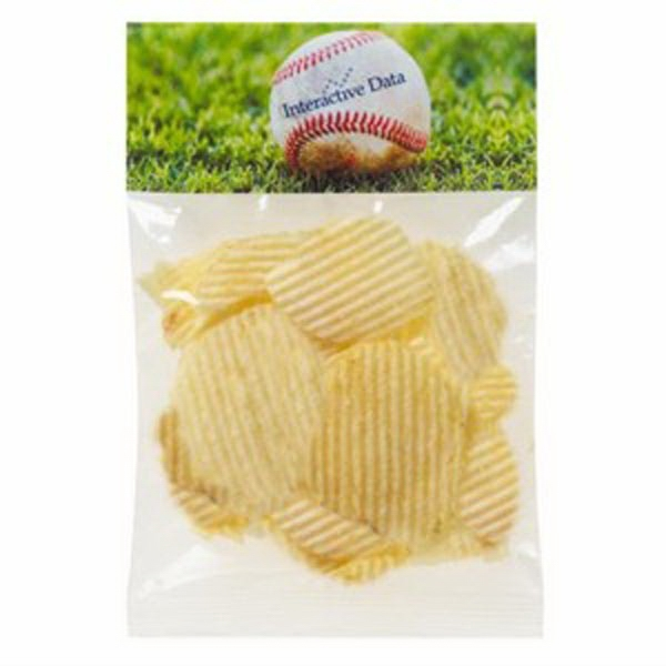 Promotional 1 oz Potato Chips / Header Bag