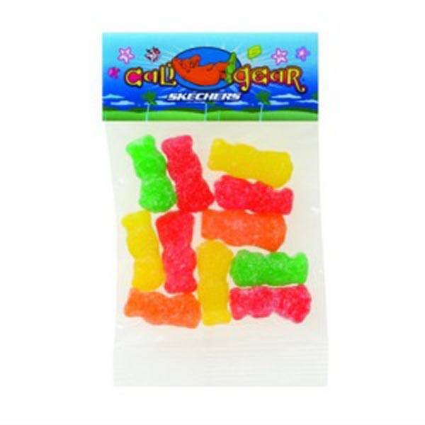 Imprinted 1 oz Sour Patch Kids (R) / Header Bag