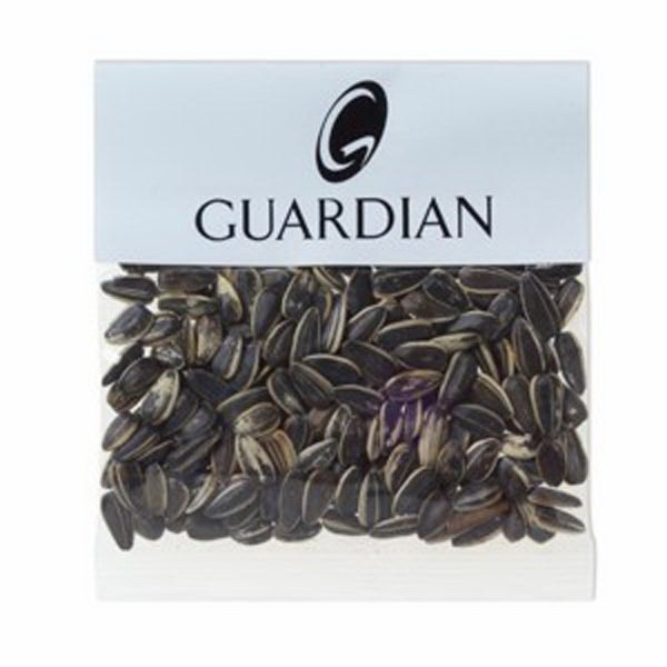 Imprinted 1 oz Sunflower Seeds in the Shell / Header Bag