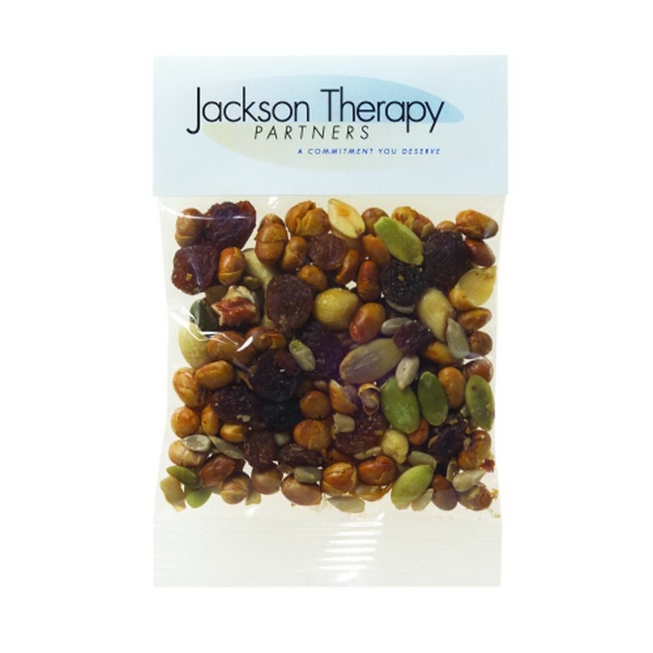Personalized 1 oz Trail Mix / Header Bag