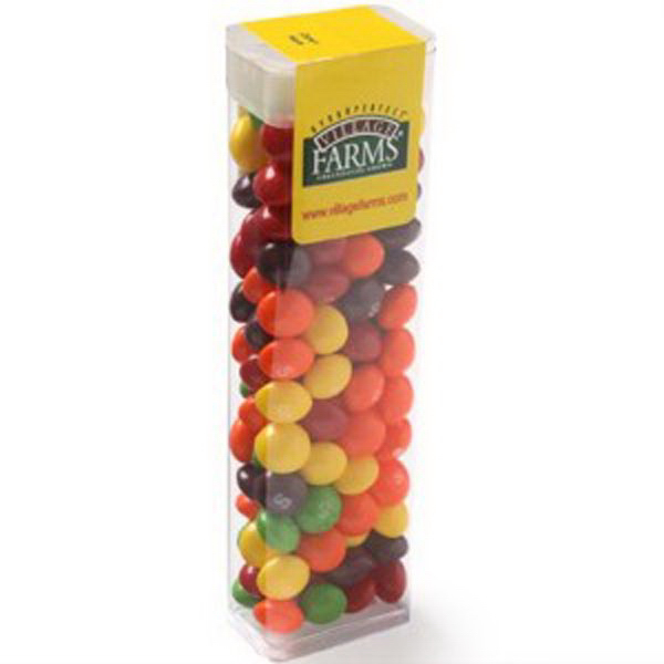 Promotional Flip Top Candy Dispenser / Skittle's®