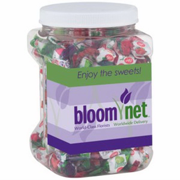 Personalized Easy Grip Container / Fruit Bon Bons