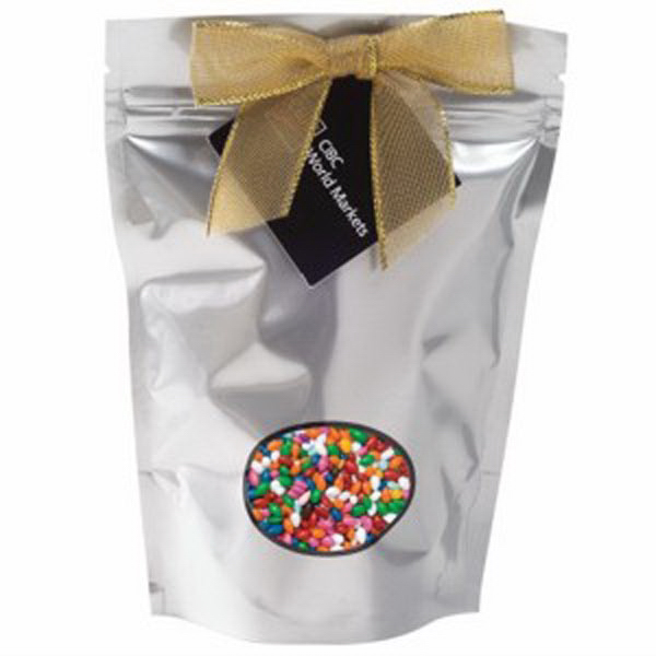 Promotional Large Window Bag with Chocolate Sunflower Seeds