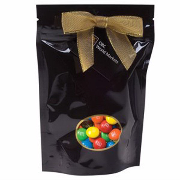 Customized Large Window Bag with Candy Coated Chocolates