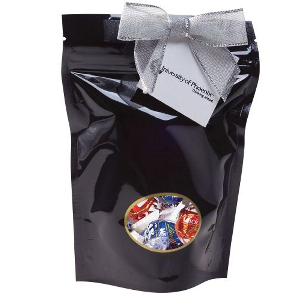 Promotional Large Window Bag with Lindt® Truffles