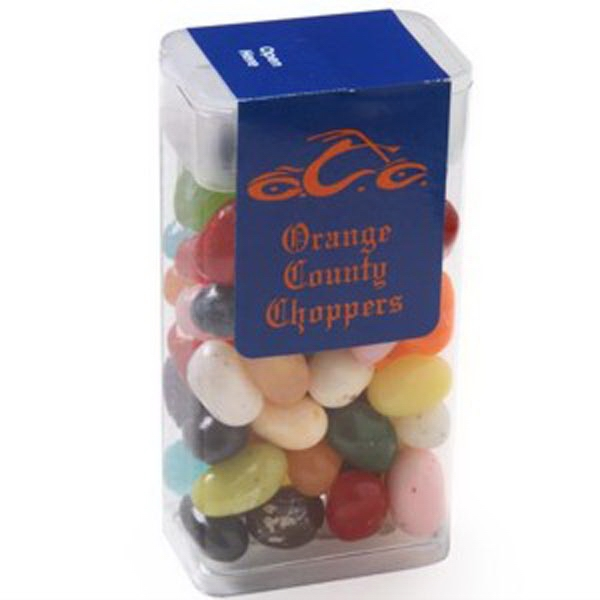 Printed Flip Top Candy Dispenser / Jelly Belly's®