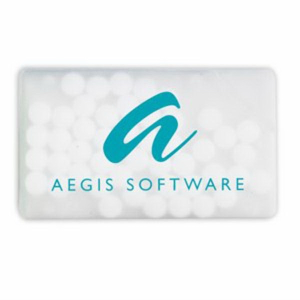 Personalized Mint Card / Credit Card