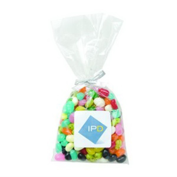 Customized Mug Stuffer Bag / Gourmet Jelly Beans (6 oz)