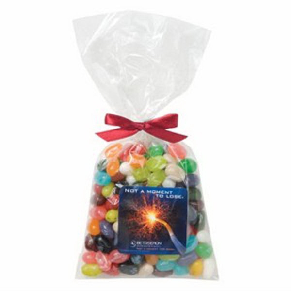 Promotional Mug Stuffer Bag / Jelly Belly (R) Jelly Beans (6 oz)