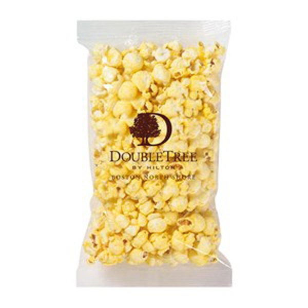 Personalized Promo Snax Bags Butter Popcorn