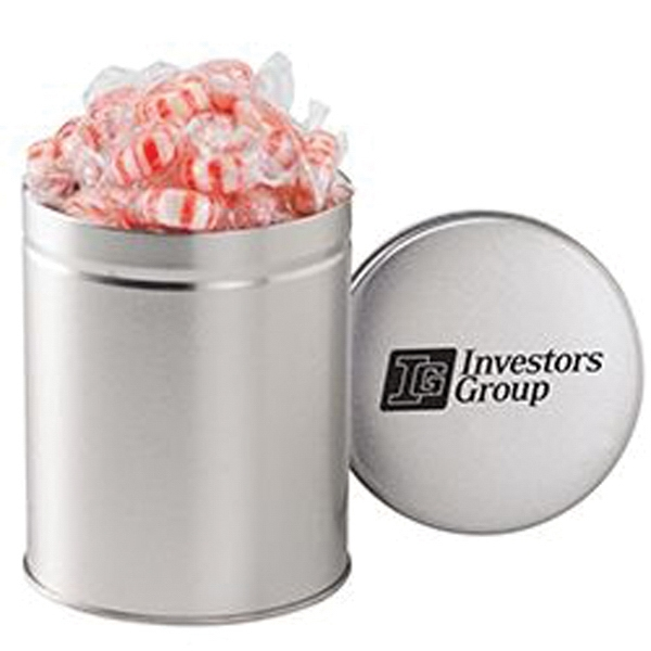 Customized Quart Round Tin / Starlight Mints