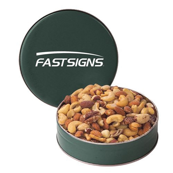 Printed Small Tin / Mixed Nuts