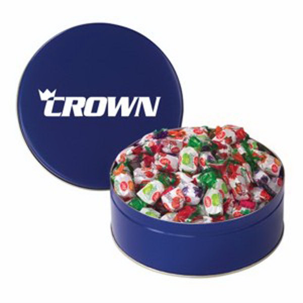 Promotional Candy Tin with Hard Candies