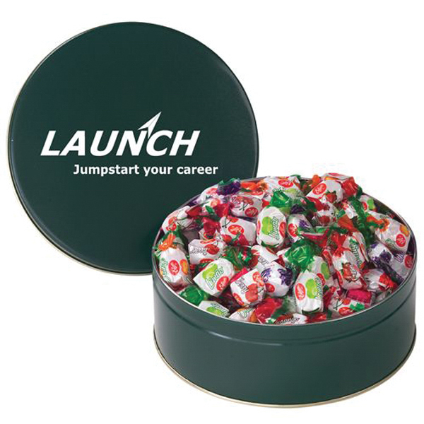 Custom Candy Tin with Hard Candies
