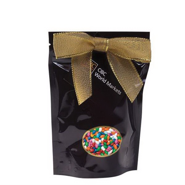 Promotional Small Window Bag with Chocolate Sunflower Seeds