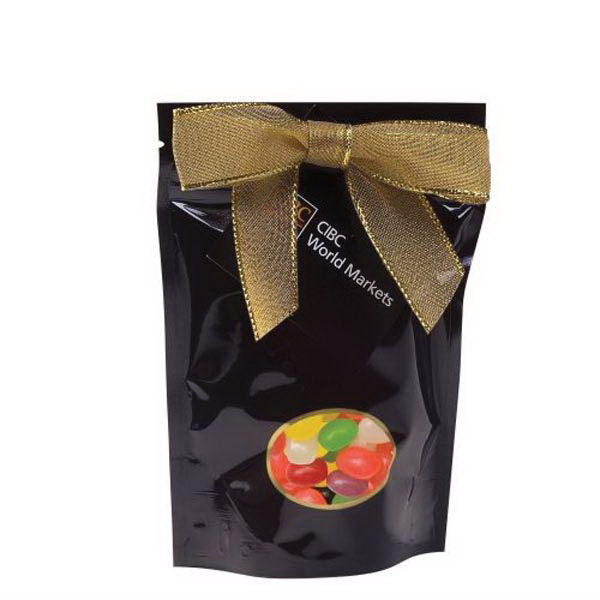 Personalized Small Window Bag Jelly Beans Assorted