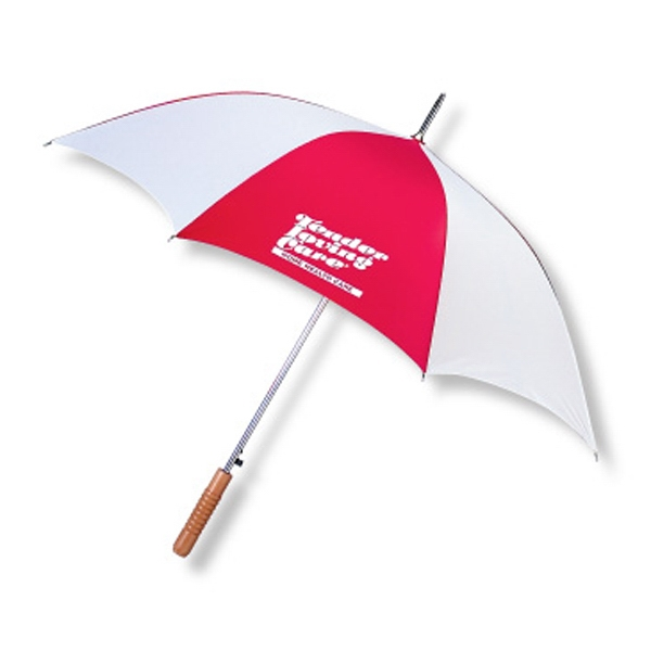 Printed Stick Umbrella
