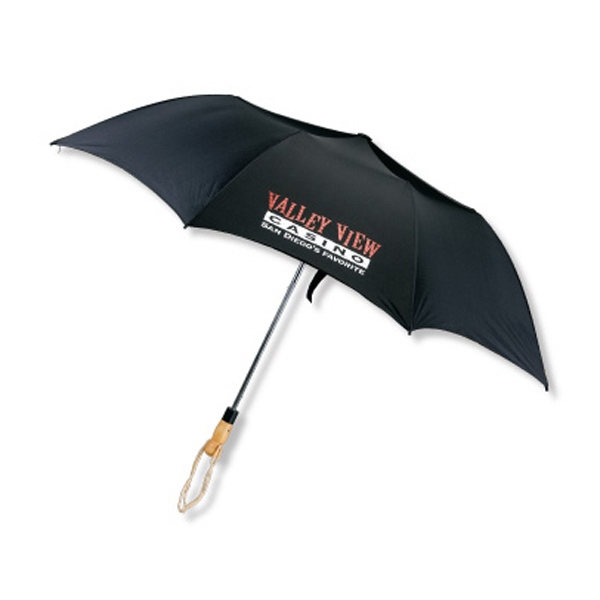 Imprinted Golf Size Folding Umbrella
