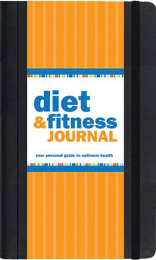 Imprinted Diet and Fitness Journal