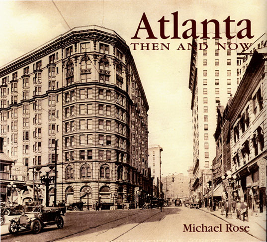 Promotional ATLANTA THEN AND NOW