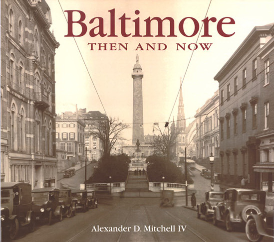 Promotional BALTIMORE THEN AND NOW