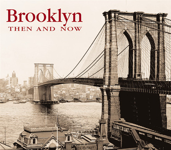 Promotional BROOKLYN THEN AND NOW