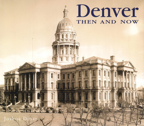 Imprinted DENVER THEN AND NOW