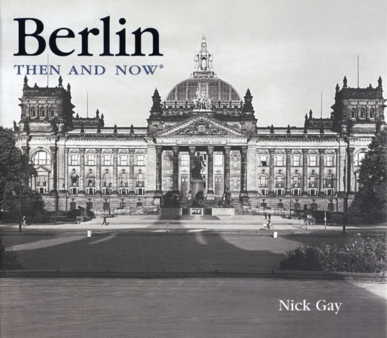 Personalized BERLIN THEN AND NOW