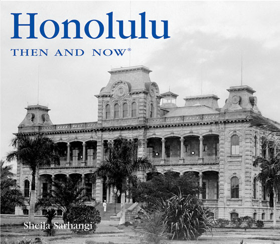 Promotional HONOLULU THEN AND NOW