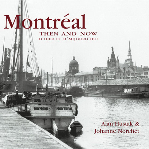 Personalized MONTREAL THEN AND NOW COMPACT