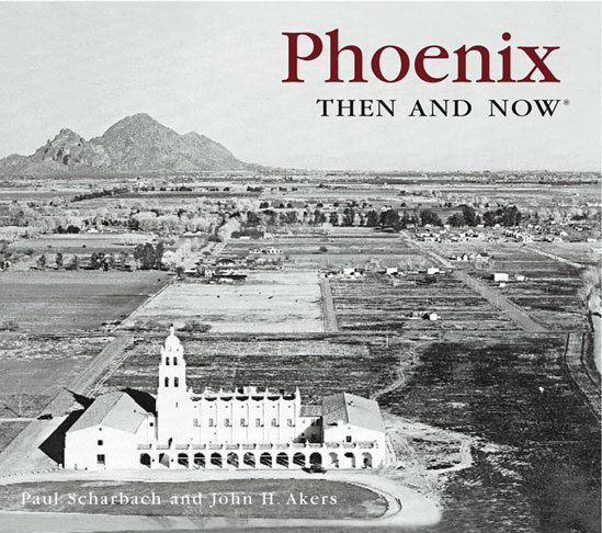 Printed PHOENIX THEN AND NOW COMPACT