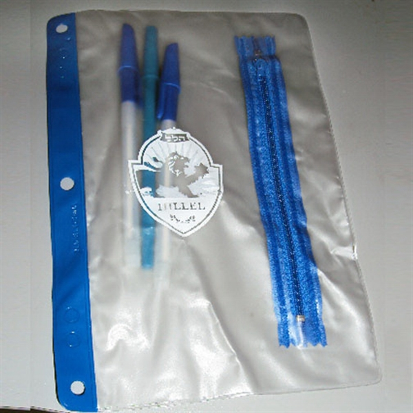 Promotional Translucent school pouch