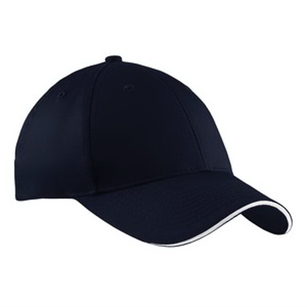 Customized Port & Company® sandwich bill cap
